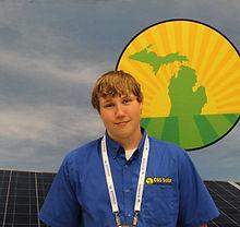 Aaron O'Shea Renewable Technician/Electrician CBS Solar