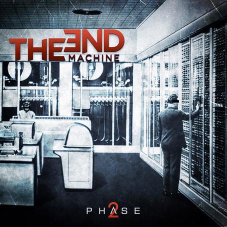 The End Machine lança novo disco!