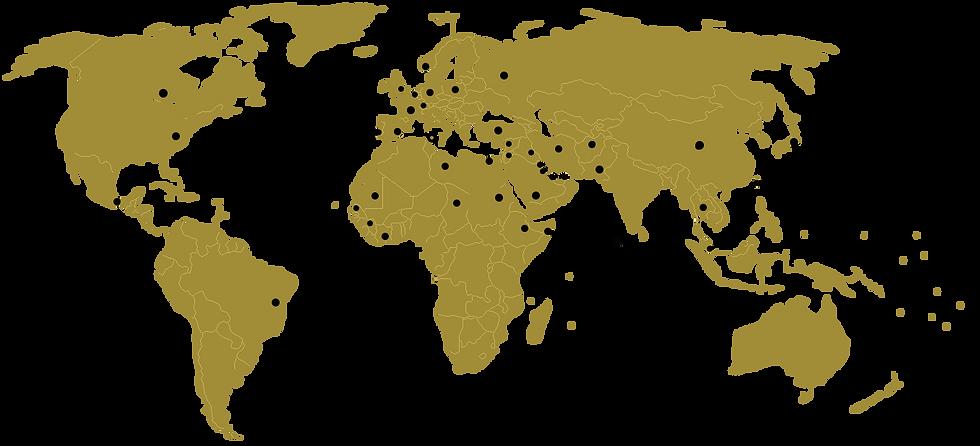 Huilerie Loued Export markets