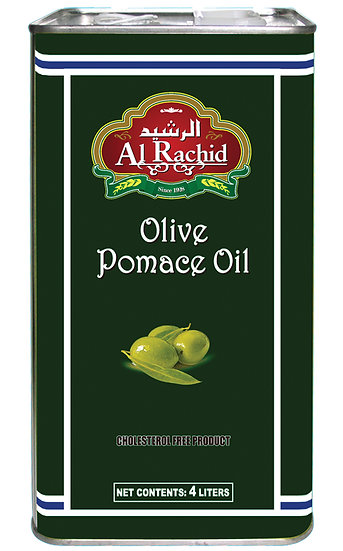 Olive Pomace Oil 4L