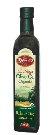 Rivière d'Or organic extra virgin olive oil 750ml