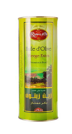 Rivière d'Or extra virgin olive oil 1L tin