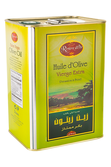 Rivière d'Or extra virgin olive oil 3L tin