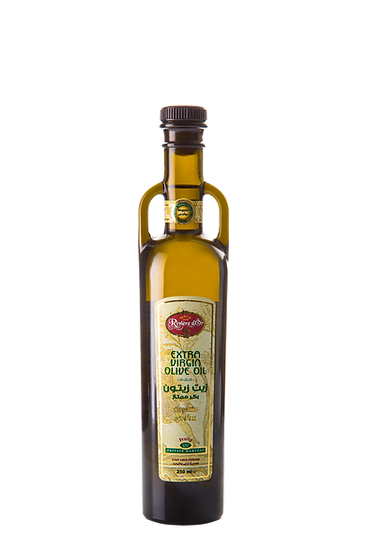 Special gift bottle olive oil 250ml