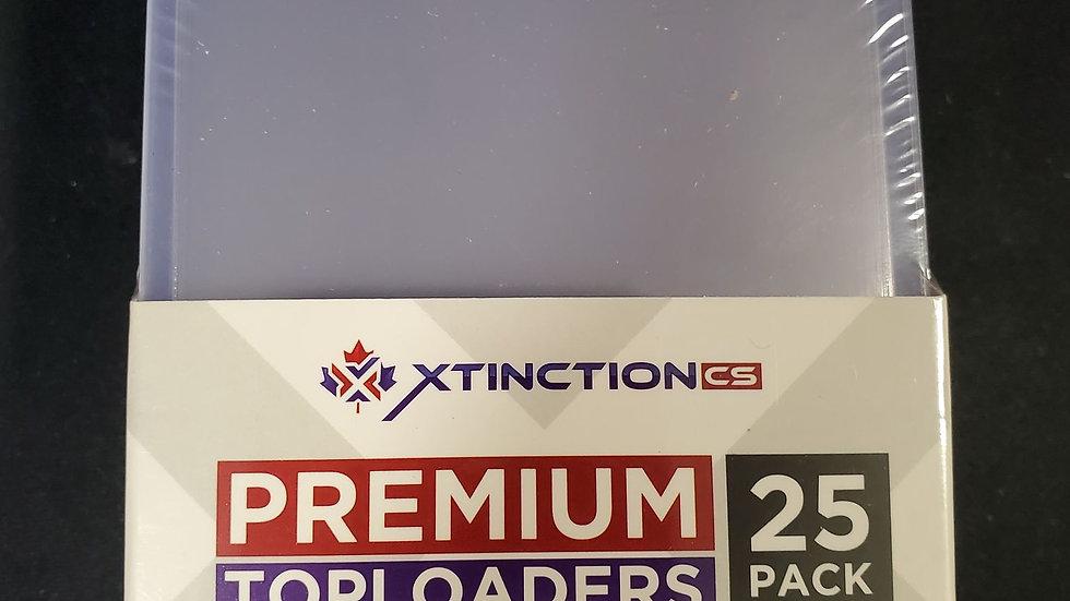 Xtinction CS 35pt Top Loaders - 25ct.
