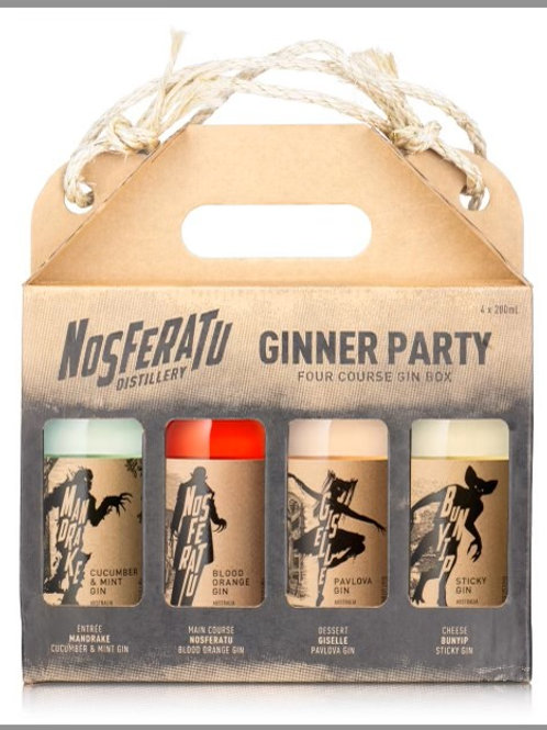 'Ginner Pack' by Nosferatu Distillery