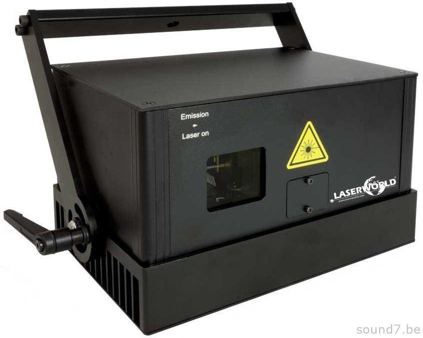 Laser RGB 1.9W