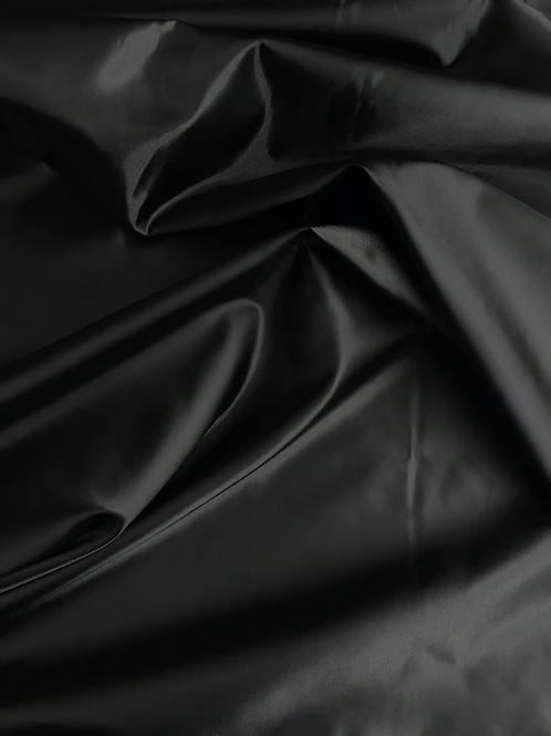 Black - Polyester Lining