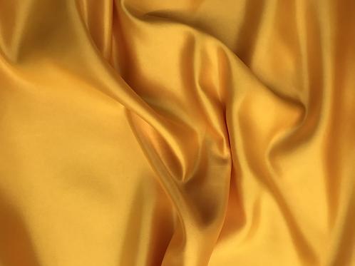 Mango Yellow - Dull Satin (Peau de Soie)