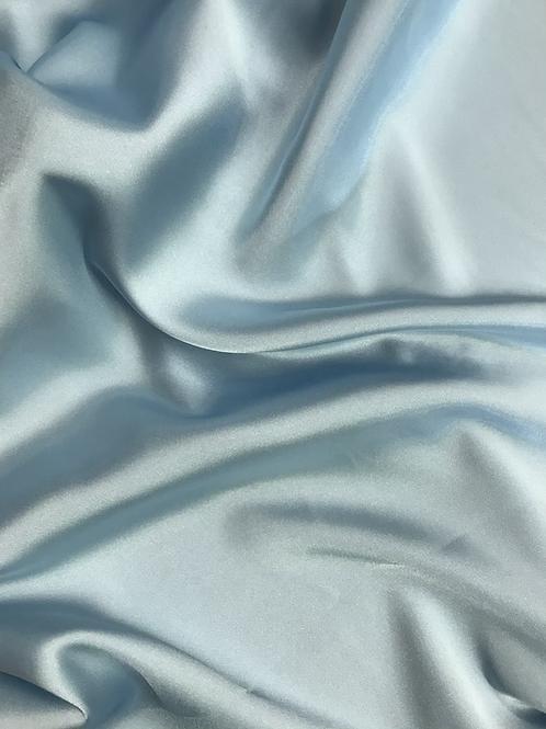 Baby Blue - Charmeuse