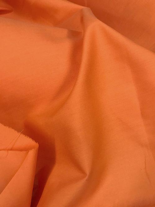 Poly Cotton - Orange