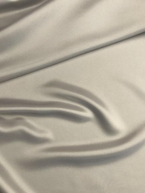 Light Gray - Dull Satin (Peau de Soie)