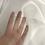 Thumbnail: Crystal Organza - White