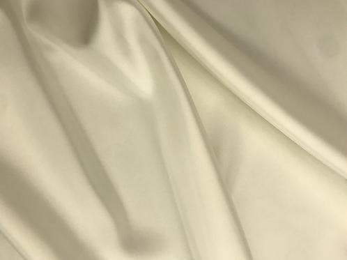 Light Ivory - Dull Satin (Peau de Soie)