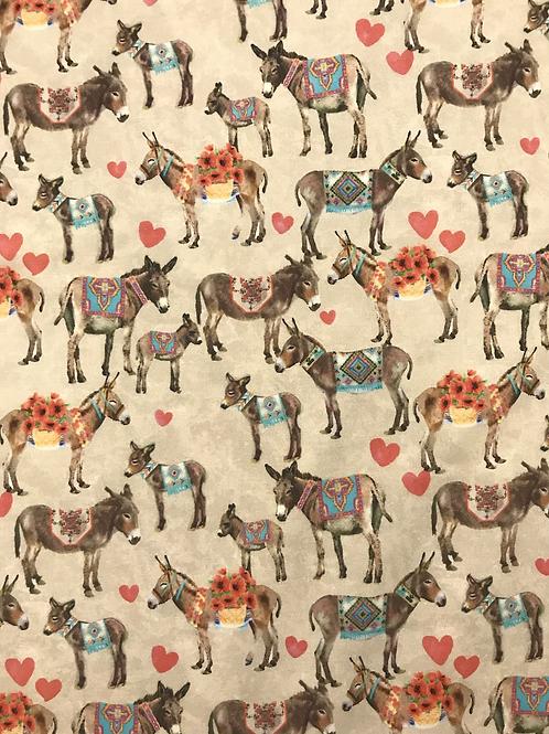 Croatia Donkey - Tan