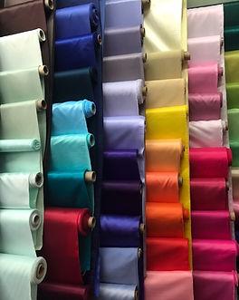 Dull Satin Fabric Wall Villa Textiles .j