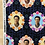 Thumbnail: Frida Frame - Navy