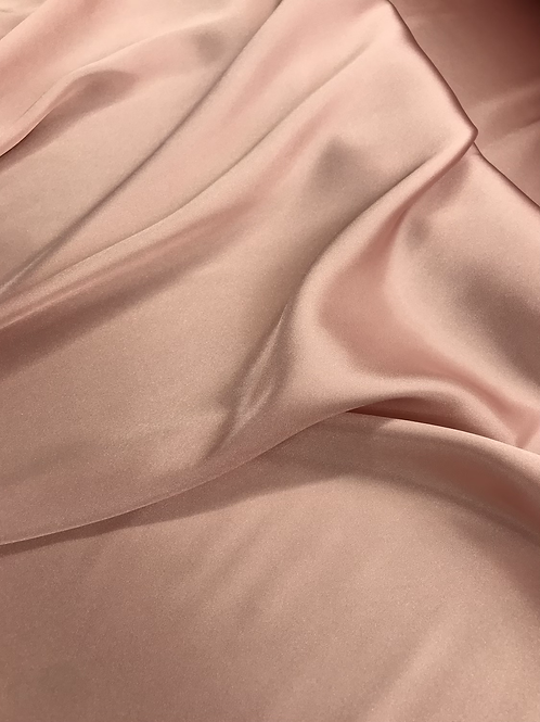 Rose Pink - Charmeuse