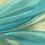 Thumbnail: Turquoise - Crystal Organza