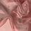 Thumbnail: Organza con Estrellas Silver de Glitter - Dusty Rose