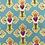 Thumbnail: Día de Muertos Cross - Aqua