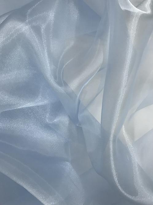 Organza Cristal - Sky Blue