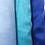 Thumbnail: Royal Blue - Crystal Organza