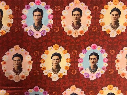 Frida Frame - Red
