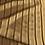 Thumbnail: Antique Gold Stripe - Taffeta