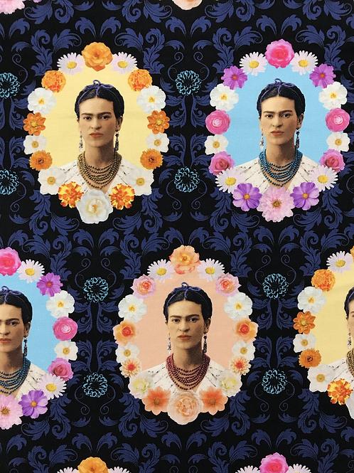 Frida Frame - Navy