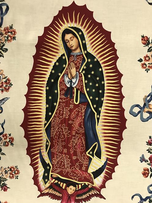 Virgen de Guadalupe - Natural