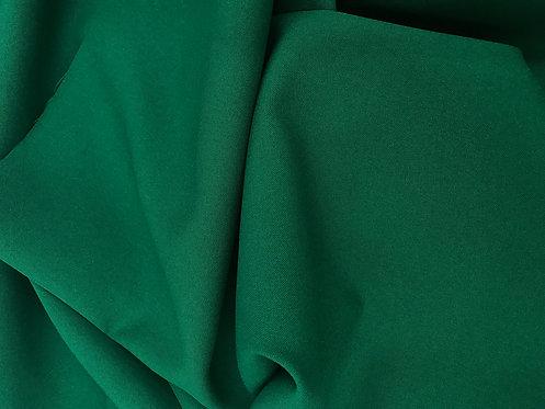 Green Poly Poplin