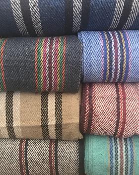 Baja hoodie fabric. Jerga. Mexican fabric