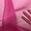 Thumbnail: Organza Cristal - Fuchsia