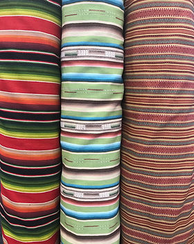 Ethnic fabric. Tel ethnica . Mexican fabric