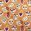 Thumbnail: Día de Muertos Skulls - Orange