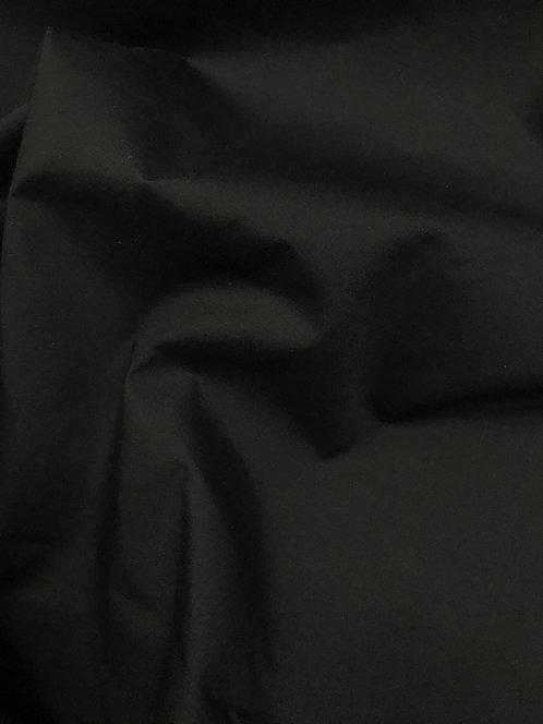 Black - Poly Cotton