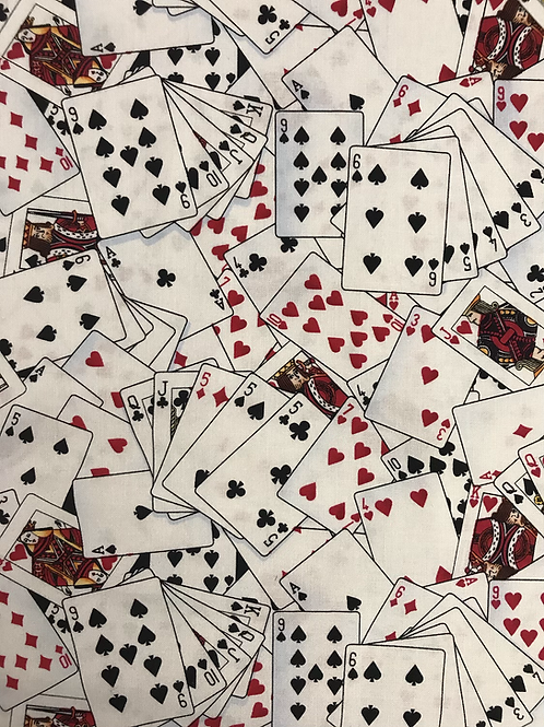 Playing Cards - White