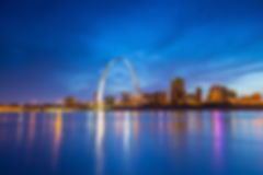 St. Louis downtown at twilight..jpg