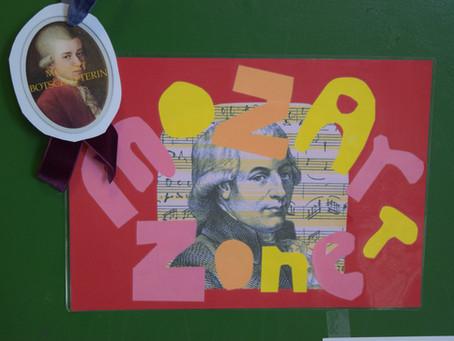 Das Wunderkind Mozart