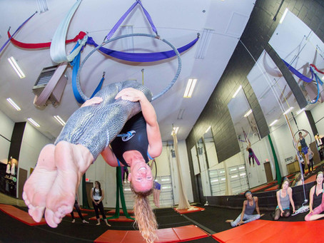 6 Reasons to Try Aerial Classes