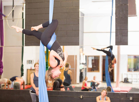 8 (MORE) Reasons to Try Aerial Class