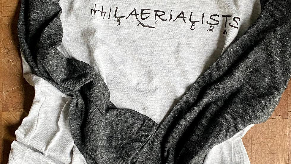 Women's Raglan Hilaerialist T