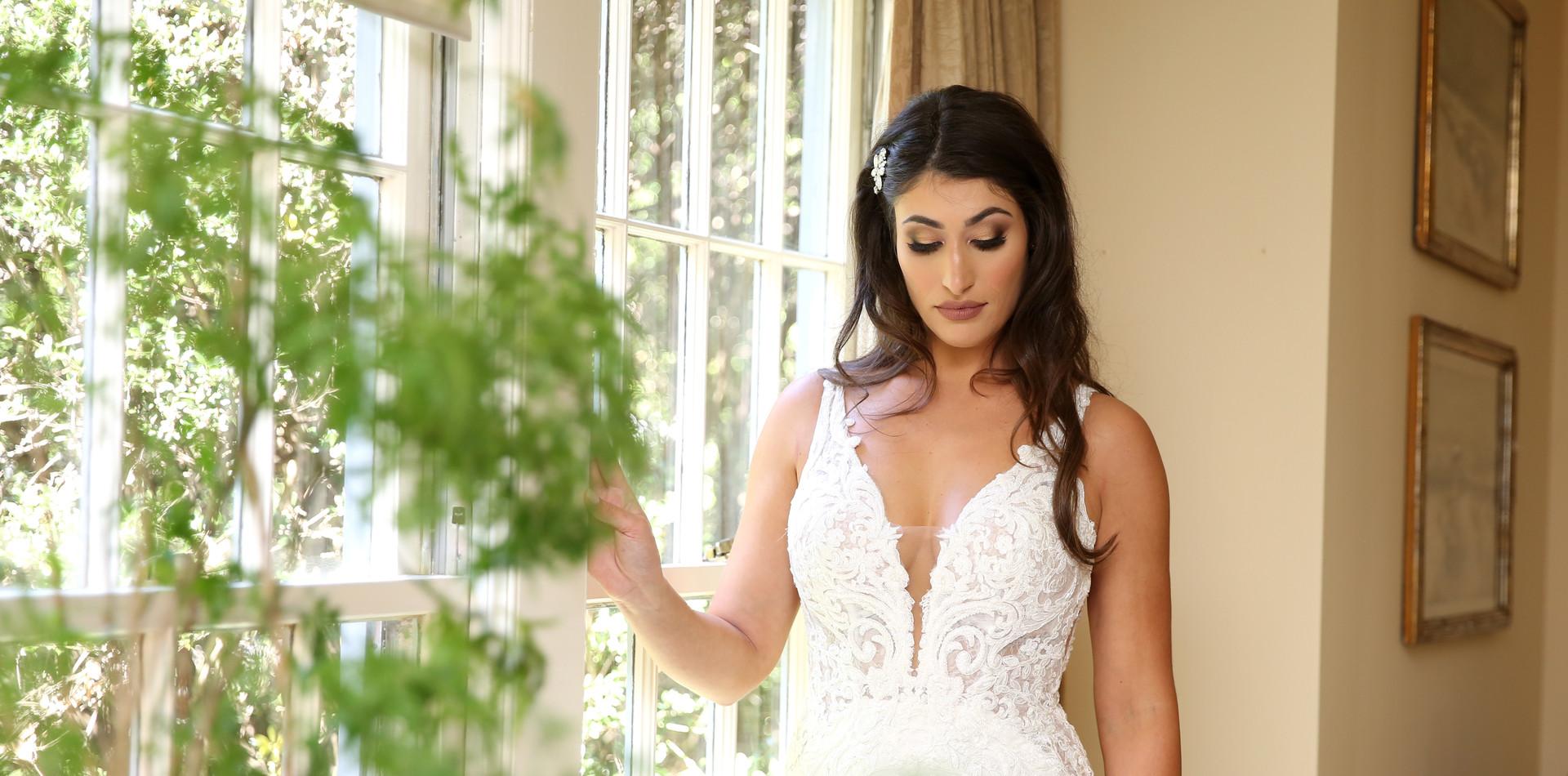 Classical Bridal Glam