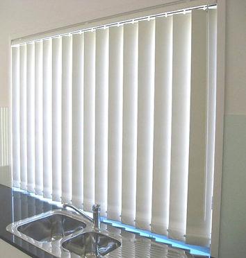 Kitchen Vertical Blinds, Wetherby, Harrogate, Leeds, York, West Yorkshire, North Yorkshire