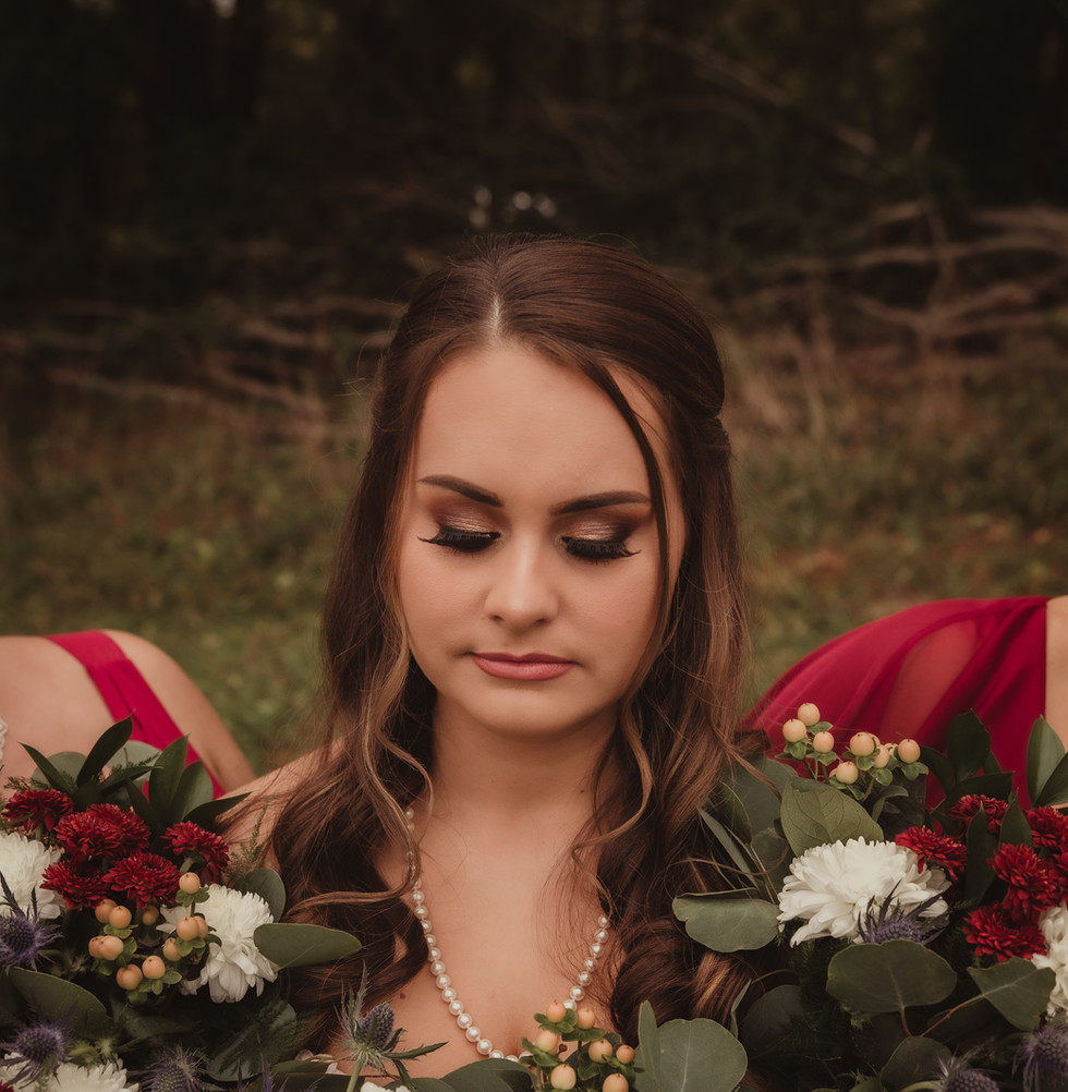 Warm Glam Bridal