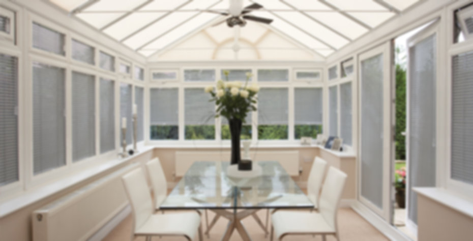 Conservatory Venetian Perfect Fit Blinds Wetherby, Harrogate, Leeds, York
