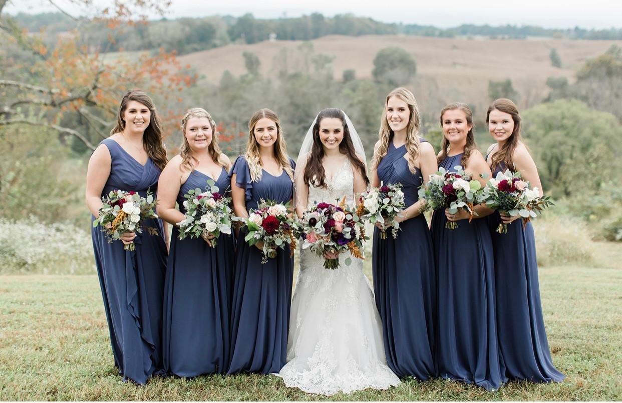 Bride & Bridal Party
