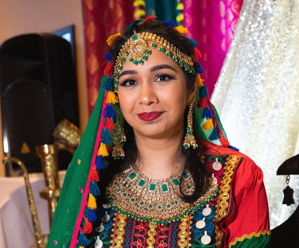 Traditional Eastern Bridal