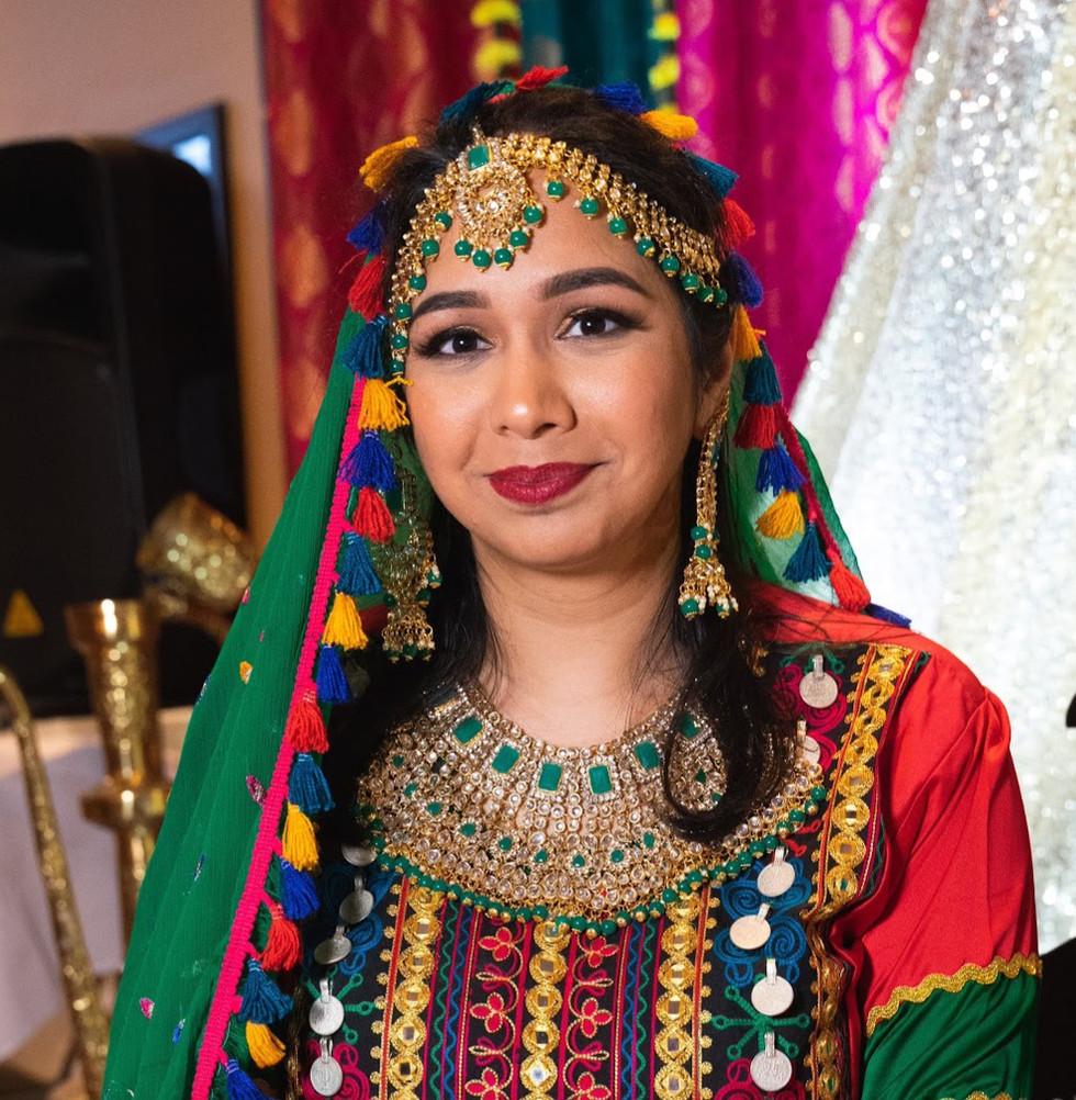 Traditional Eastern Bridal
